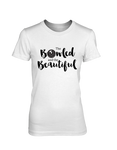 BOWLED and beautiful T-Shirt. - WOMEN'S T-SHIRT White