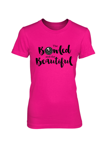BOWLED and beautiful - WOMEN'S T-SHIRT Colours