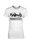 It's a BOWLS thing, you wouldn't understand - WOMEN'S T-SHIRT White