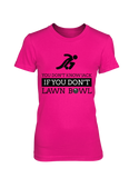 You don't know JACK if you don't LAWN BOWL - WOMEN'S T-SHIRT Colours