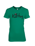 Kitty - WOMEN'S T-SHIRT Colours