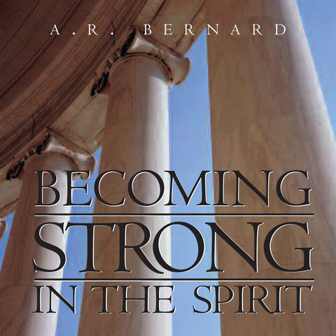 Becoming Strong In The Spirit - MP3 Download