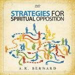 Strategies for Spiritual Opposition - DVD