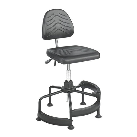 Safco 5120 TaskMaster® Deluxe Industrial Chair - Peazz Furniture