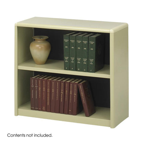 Safco 7170SA 2-Shelf ValueMate® Economy Bookcase - Peazz Furniture