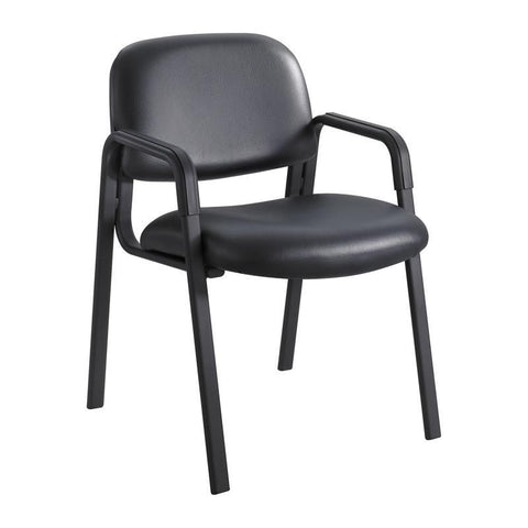 Safco 7046BV Cava® Urth™ Straight Leg Guest Chair - Peazz Furniture