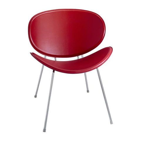 Safco 3563RD Sy™ Guest Chair Red - Peazz Furniture