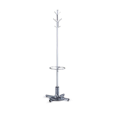 Safco 4168CR Costumer with Umbrella Stand - Safcomart