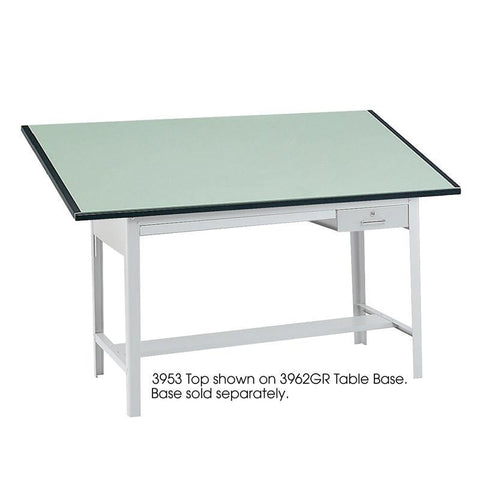 "Safco 3953 Precision Table Top, 72 x 37 1/2"" - Safcomart"