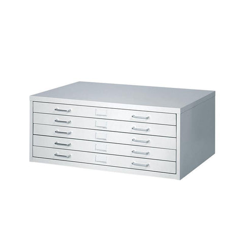Safco 4969LG Facil Steel Flat File-Small - Safcomart