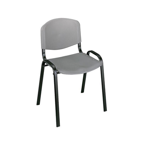 Safco 4185CH Stack Chairs (Qty.4) - Safcomart