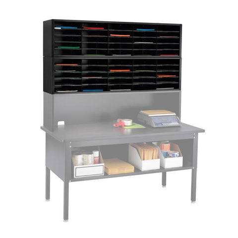 Safco 7751BL E-Z Sort® Sorter Module - Peazz Furniture