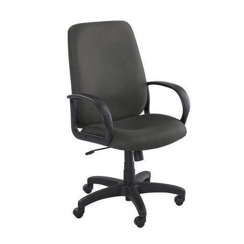 Safco 6300BL Poise® Executive High Back Seating - Peazz Furniture