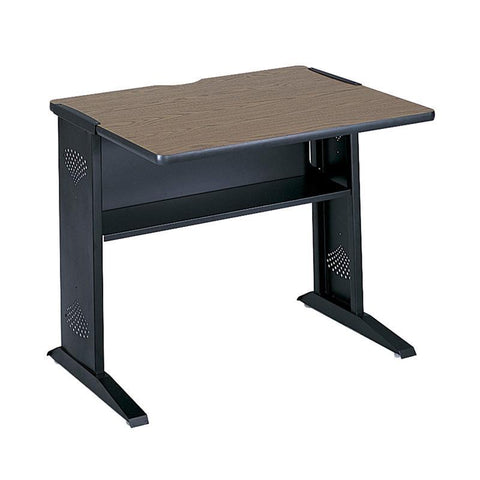"Safco 1930 36""W Reversible Top Computer Desk - Safcomart"