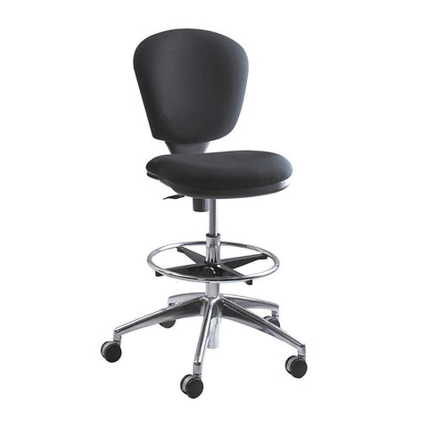 Safco 3442BL Metro™ Extended-Height Chair - Peazz Furniture