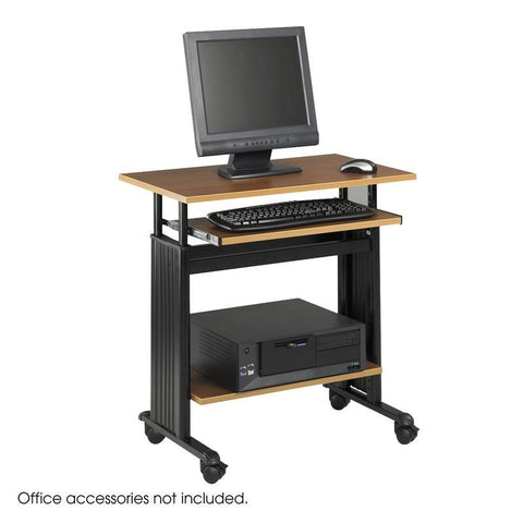 "Safco 1925MO Muv™ 28"" Adjustable Height Workstation - Safcomart"