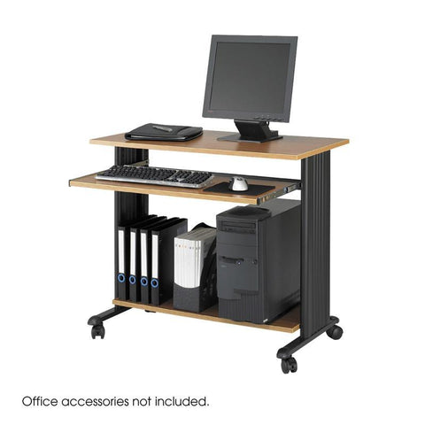 "Safco 1921MO Muv™ 35"" Workstation Fixed Height - Safcomart"