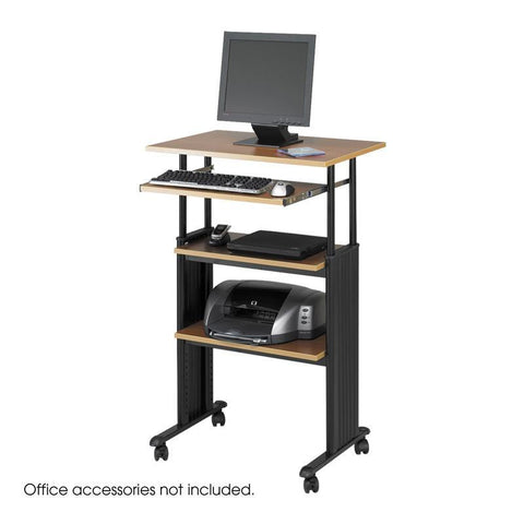 Safco 1929MO Muv™ Stand-up Adjustable Height Workstation - Safcomart