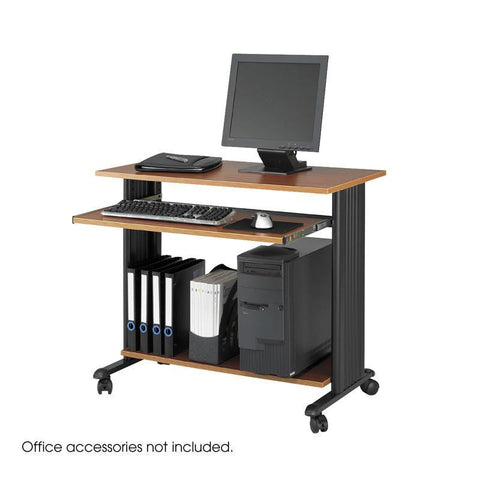 "Safco 1921CY Muv™ 35"" Workstation Fixed Height - Safcomart"