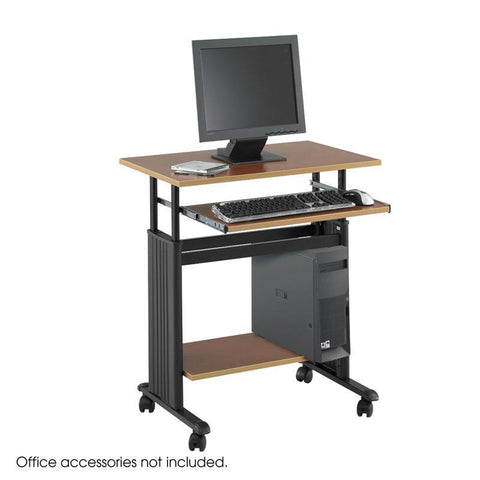 "Safco 1925CY Muv™ 28"" Adjustable Height Workstation - Safcomart"