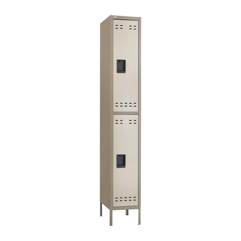 Safco 5523TN Double Tier Locker - Peazz Furniture