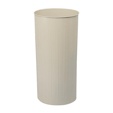 Safco 9610SA Round Wastebasket, 80 Qt. (Qty.3) - Peazz Furniture