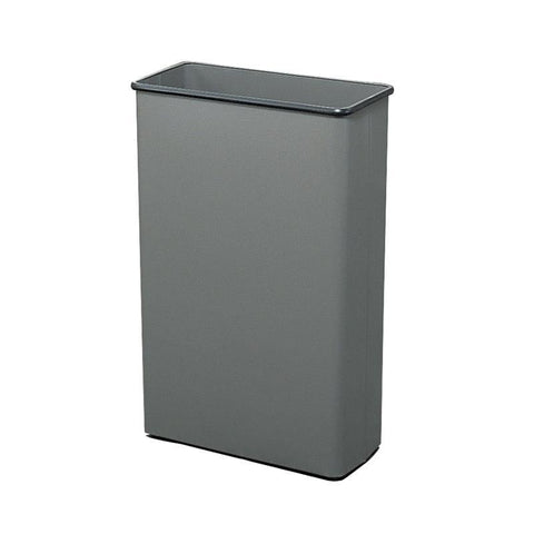 Safco 9618CH Rectangular Wastebasket, 88 Qt. (Qty.3) - Peazz Furniture