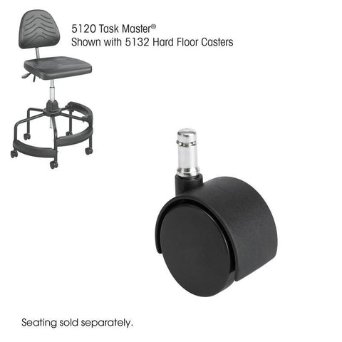 "Safco 5132 TaskMaster® Hard Floor Casters, 2"" - Peazz Furniture"