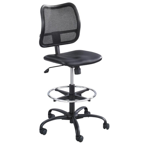 Safco 3395BV Vue™ Extended-Height Vinyl Chair - Safcomart