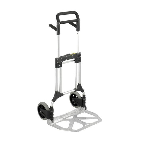 Safco 4055NC STOW AWAY® Heavy Duty Hand Truck - Safcomart