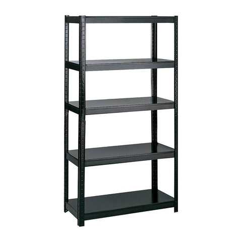 "Safco 5247BL 36"" Wide 24"" Deep Boltless Shelving - Peazz Furniture"