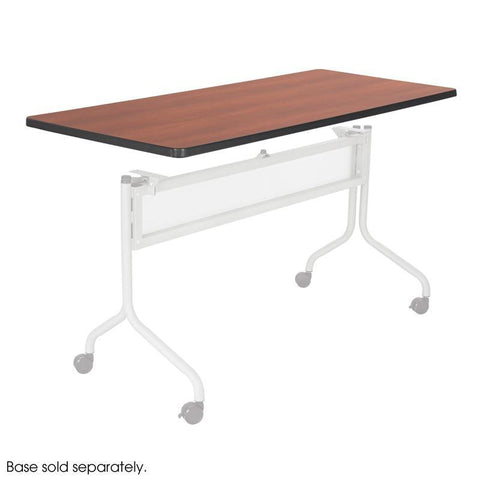 Safco 2066CY Impromptu® Mobile Training Table Rectangle Top 60x24 - Safcomart