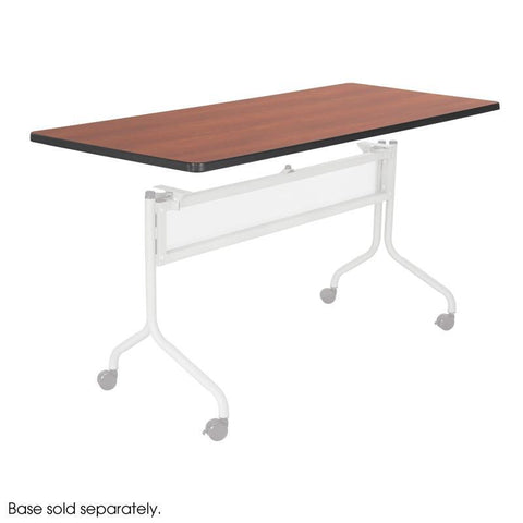 Safco 2067CY Impromptu® Mobile Training Table Rectangle Top 72x24 - Safcomart