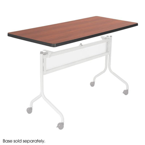 Safco 2065CY Impromptu® Mobile Training Table Rectangle Top 48x24 - Safcomart