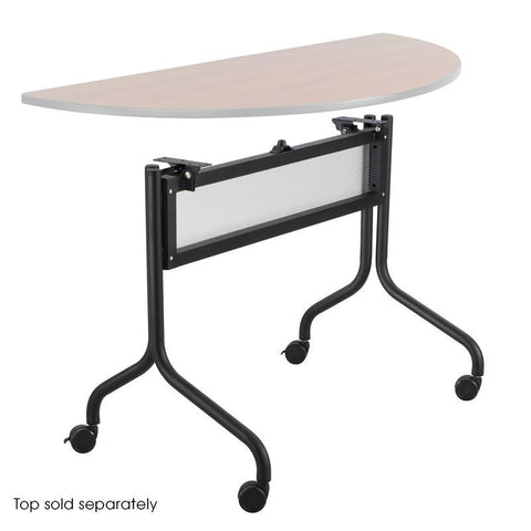 Safco 2030BL Base for 48W Impromptu® Table - Safcomart