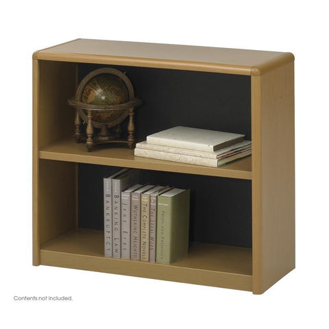 Safco 7170MO 2-Shelf ValueMate® Economy Bookcase - Peazz Furniture