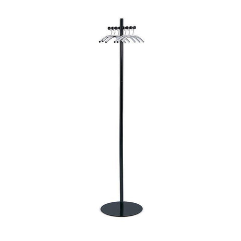 Safco 4192NC Nail Head Coat Tree - Safcomart