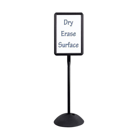 Safco 4117BL Write Way® Rectangle Message Board - Safcomart