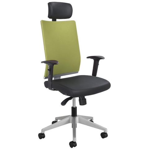 Safco 7030WA Tez™ Manager Chair with Headrest - Peazz Furniture