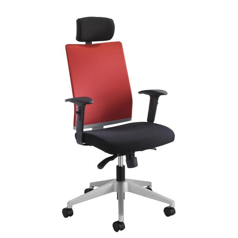 Safco 7030TA Tez™ Manager Chair with Headrest - Peazz Furniture