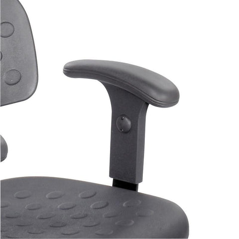 Safco 6683 Soft Tough™ Adjustable T-Pad Arms - Peazz Furniture