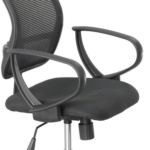 Safco 3396BL Loop Arms for Vue™ Mesh Extended-Height Chair - Safcomart