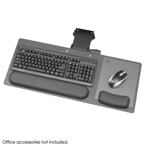 "Safco 2137 Ergo-Comfort® Articulating 28"" Keyboard/Mouse Arm - Peazz Furniture"