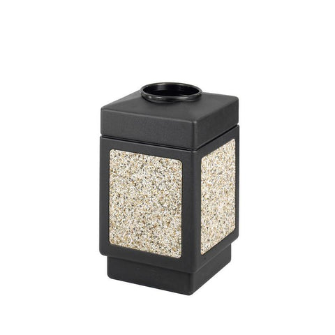 Safco 9471NC Canmeleon™ Aggregate Panel, Top Open, 38 Gallon - Peazz Furniture