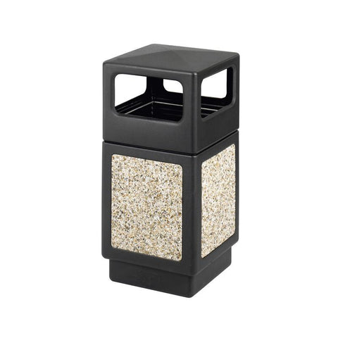 Safco 9472NC Canmeleon™ Aggregate Panel, Side Open, 38 Gallon - Peazz Furniture