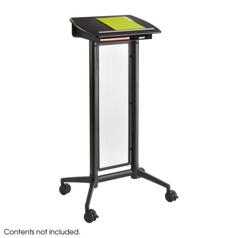 Safco 8912BL Impromptu® Lectern - Peazz Furniture