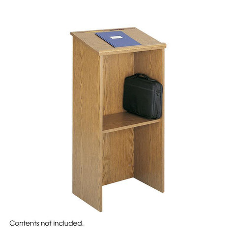 Safco 8915MO Stand-Up Lectern - Peazz Furniture