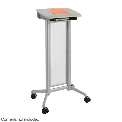 Safco 8912GR Impromptu® Lectern - Peazz Furniture