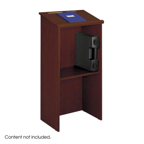 Safco 8915CY Stand-Up Lectern - Peazz Furniture