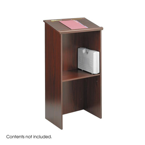 Safco 8915MH Stand-Up Lectern - Peazz Furniture